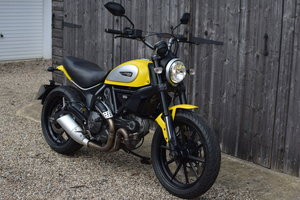Picture of 2016 Ducati Scrambler Icon 800 ABS (Belts/Valve service done) SOLD
