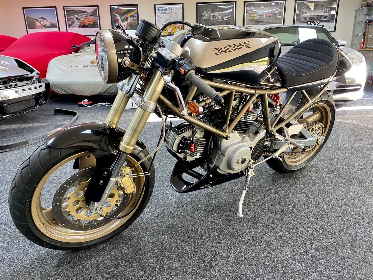 £5,995 : 1997 DUCATI 600 CAFE RACER For Sale (picture 6 of 12)