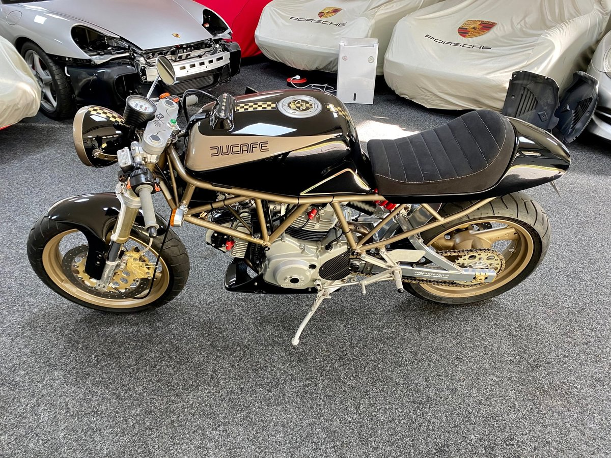 £5,995 : 1997 DUCATI 600 CAFE RACER For Sale (picture 7 of 12)