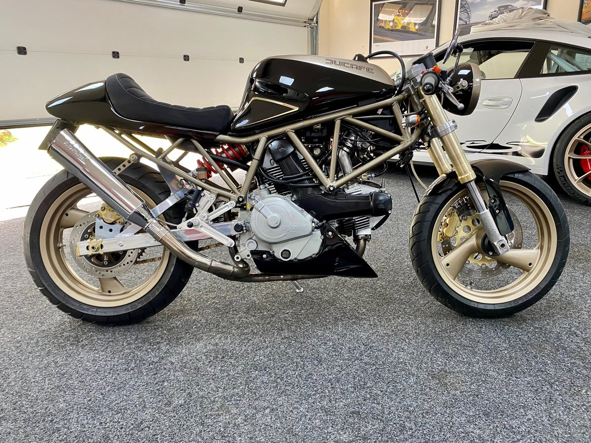 £5,995 : 1997 DUCATI 600 CAFE RACER For Sale (picture 12 of 12)