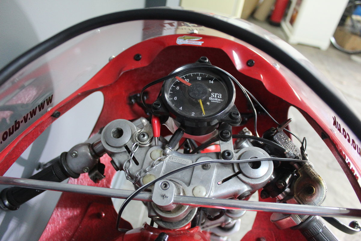 1970 Ducati Desmo 350 cc Racing Motorcycle Presents superbly For Sale (picture 4 of 4)