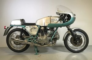 Picture of 1974 750SS Green frame the ultimate collectors Ducati For Sale