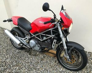 Picture of 2001 Ducati Monster S4 916 Superb Factory Standard Example For Sale
