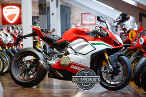 Picture of 2018 Ducati V4 Speciale Fitted with Akropovic Exhaust For Sale