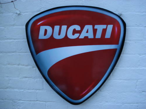 Ducati garage sign For Sale (picture 2 of 3)