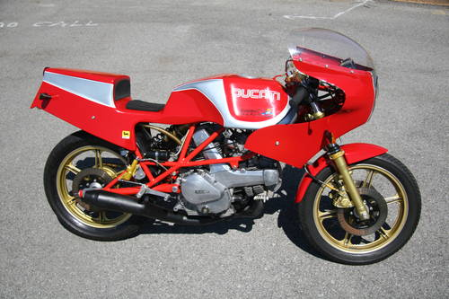 1981 NCR TT 600 road bike. For Sale (picture 1 of 6)