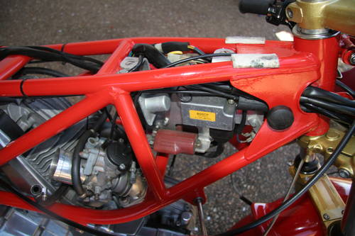 1981 NCR TT 600 road bike. For Sale (picture 5 of 6)