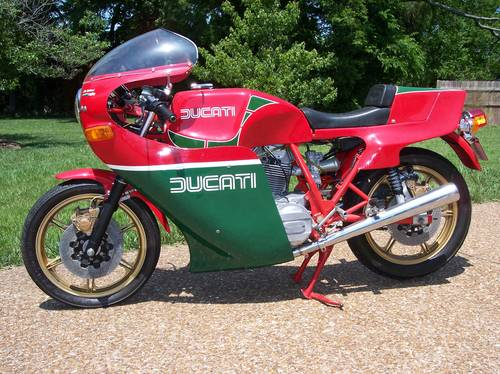 1980 Mike Hailwood Replica series one. For Sale (picture 1 of 6)