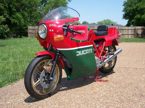 1980 Mike Hailwood Replica series one. For Sale (picture 2 of 6)