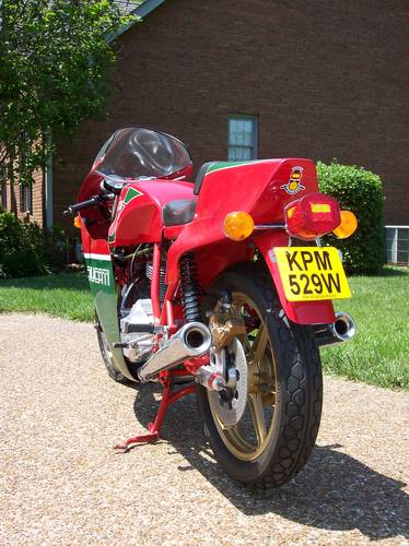 1980 Mike Hailwood Replica series one. For Sale (picture 3 of 6)