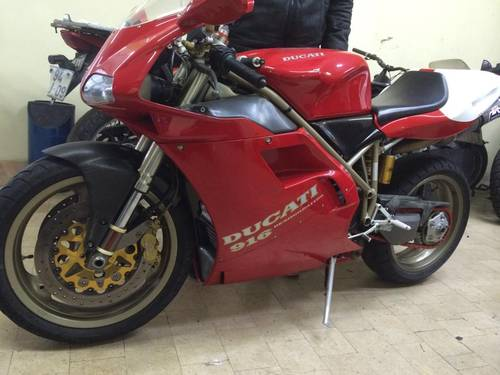 1996 Ducati 916 SP3 For Sale (picture 3 of 6)