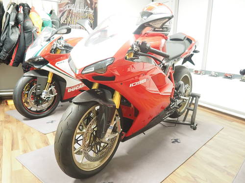 2010 Ducati 1098R in Germany For Sale (picture 2 of 6)