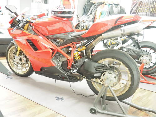 2010 Ducati 1098R in Germany For Sale (picture 3 of 6)