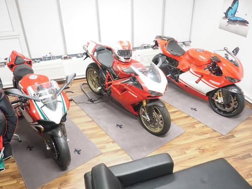 2010 Ducati 1098R in Germany For Sale (picture 6 of 6)