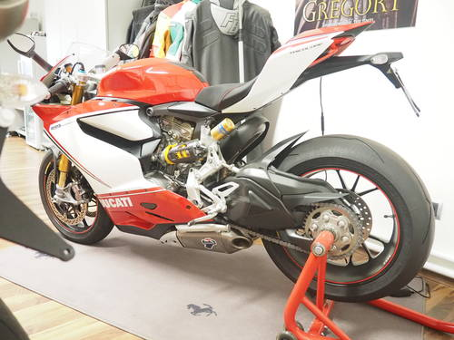 2012 Panigale 1199S Tricolore in Germany For Sale (picture 2 of 6)