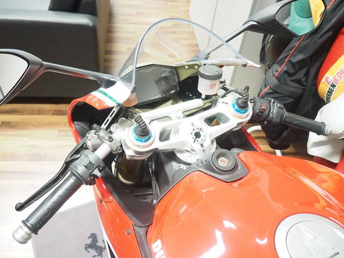 2012 Panigale 1199S Tricolore in Germany For Sale (picture 3 of 6)