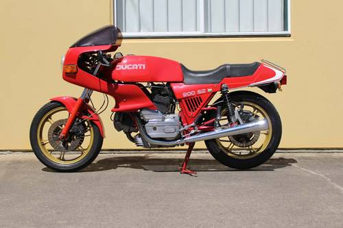1984 Ducati 900 S2 For Sale (picture 1 of 6)