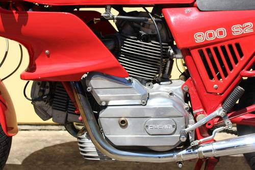 1984 Ducati 900 S2 For Sale (picture 4 of 6)