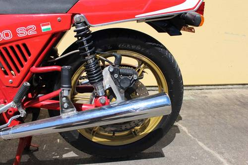 1984 Ducati 900 S2 For Sale (picture 5 of 6)