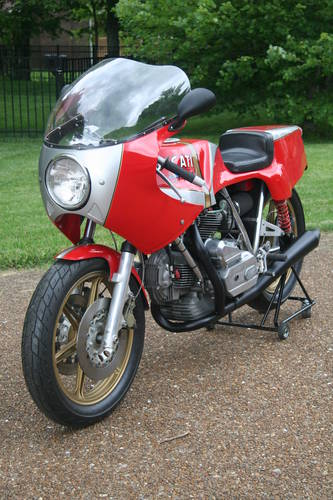 1978 NCR 900 TT F-1, Daspa frame, ex-Saltarelli. For Sale (picture 6 of 6)