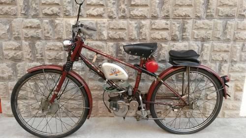 1945 Síata Ducati 0 series, Cucciolo SOLD (picture 1 of 5)