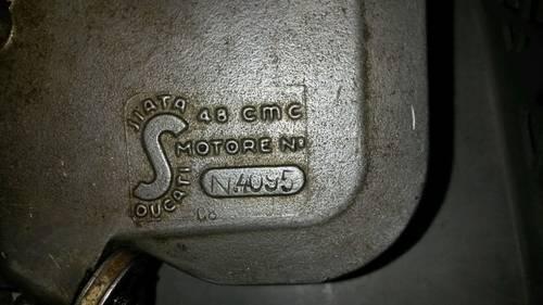 1945 Síata Ducati 0 series, Cucciolo SOLD (picture 4 of 5)