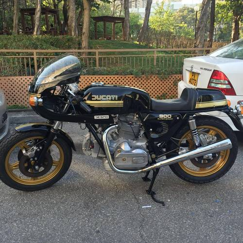 1978 DUCATI 900ss Super Sport For Sale