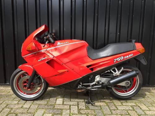 1991 Ducati 750 Paso For Sale (picture 2 of 6)