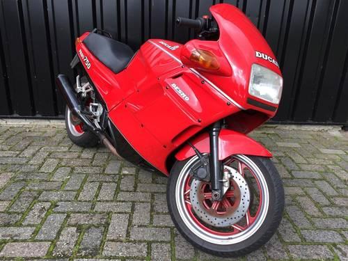1991 Ducati 750 Paso For Sale (picture 5 of 6)
