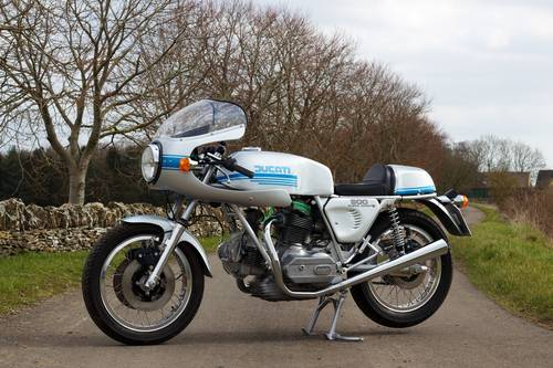 1977 Ducati 900 SS For Sale (picture 1 of 6)