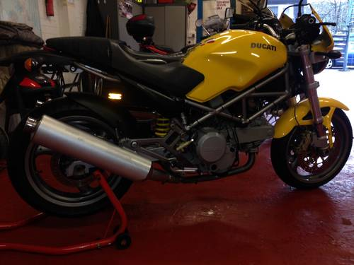 2002 Stunning Ducati Monster 620 SOLD (picture 6 of 6)