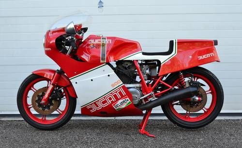 1984 Ducati 900SS THE LAST OF THE BEVELS For Sale (picture 1 of 6)