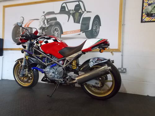 2001 Ducati Monster S4 Senna For Sale (picture 3 of 6)