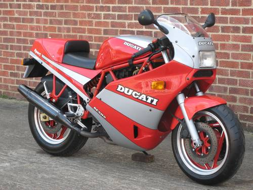1991 Ducati 750 Sport For Sale (picture 2 of 6)