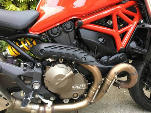 2015 Ducati Monster 821 Stripe, 1 Owner, 4600 miles, Exceptional SOLD (picture 5 of 6)