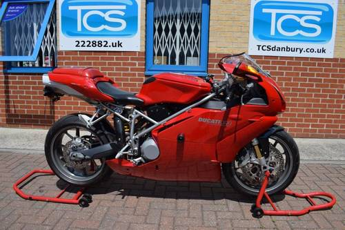 2004 Ducati 999 BIP-04 Just 5,000 miles with great history! SOLD (picture 1 of 6)