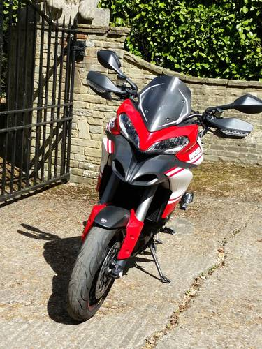 2013 Multistrada 1200 pikes peak showroom condition For Sale (picture 4 of 5)