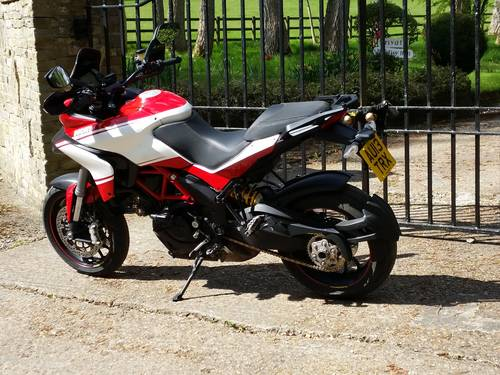 2013 Multistrada 1200 pikes peak showroom condition For Sale (picture 5 of 5)