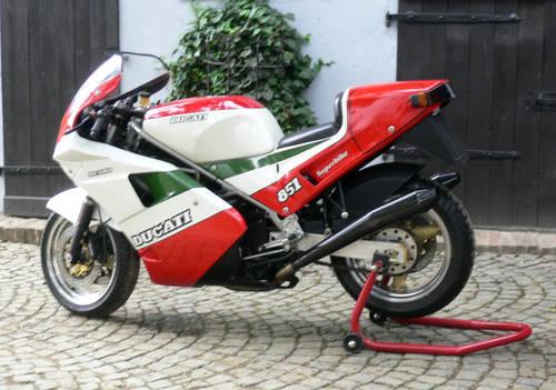 1988 Ducati 851 Superbike tricolore For Sale (picture 2 of 6)