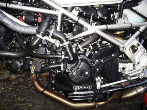 1988 Ducati 851 Superbike tricolore For Sale (picture 4 of 6)