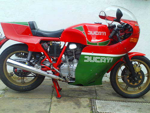 1981 DUCATI 900SS MHR  SOLD (picture 1 of 6)