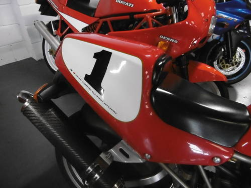 1993 Ducati 900 SUPERLIGHT STUNNING  SOLD (picture 5 of 6)