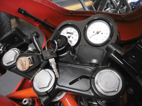 Ducati 900ss 11k miles as new First model 1989/1990 SOLD (picture 4 of 6)