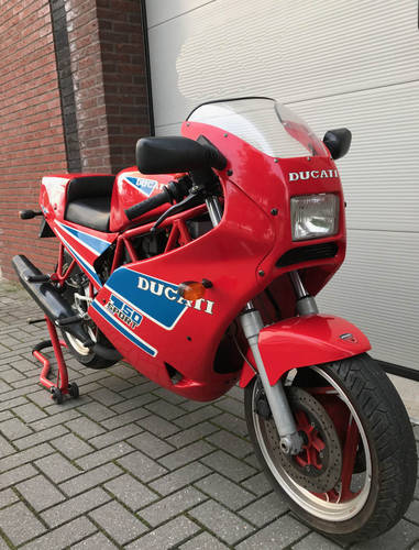 1990 Ducati-750-Sport-Original-collector bike For Sale (picture 5 of 6)