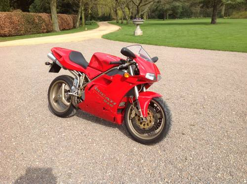 1995 (N reg) Ducati 916 Strada For Sale (picture 1 of 6)