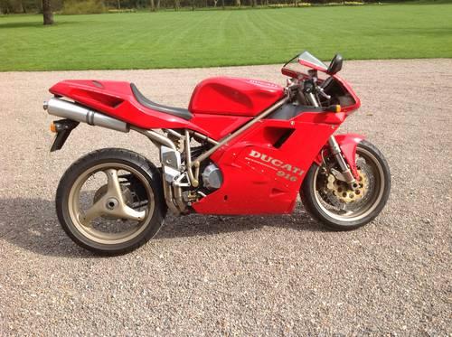 1995 (N reg) Ducati 916 Strada For Sale (picture 2 of 6)