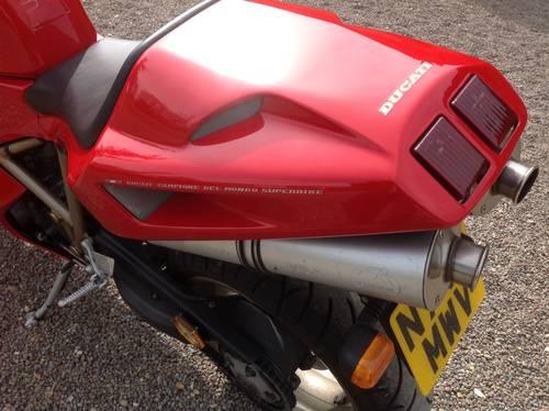 1995 (N reg) Ducati 916 Strada For Sale (picture 5 of 6)