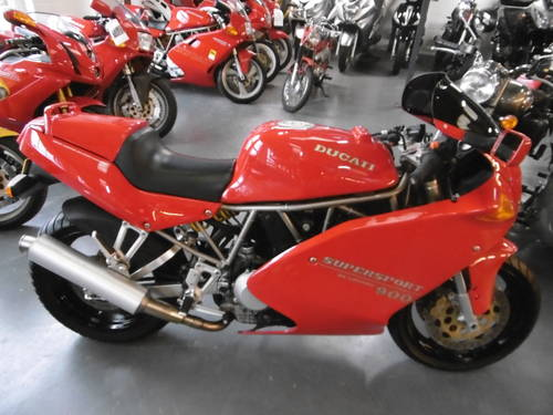 1994 Ducati 900SS Stunning and standard UK bike  SOLD (picture 1 of 6)
