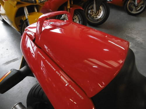 1994 Ducati 900SS Stunning and standard UK bike  SOLD (picture 4 of 6)