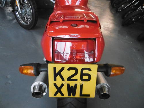 1994 Ducati 900SS Stunning and standard UK bike  SOLD (picture 6 of 6)